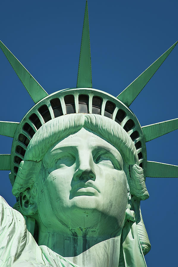 Statue Of Liberty Photograph by Tetra Images