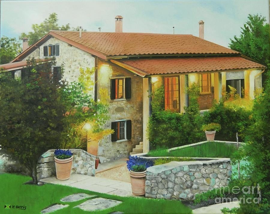 Country Retreat by Kenneth Harris