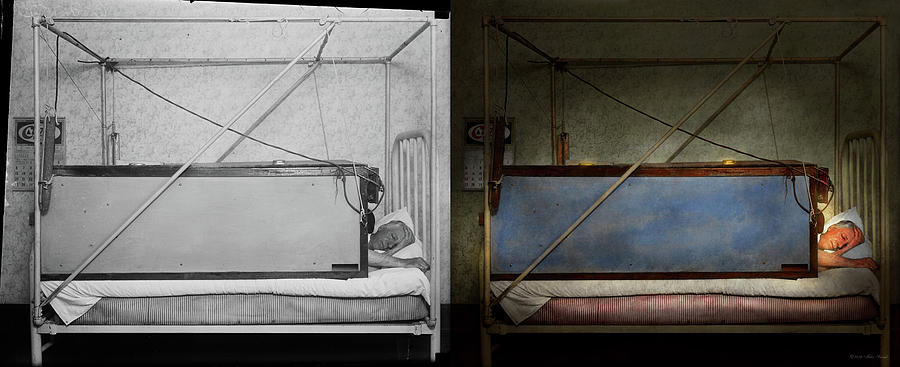 Steampunk - Sleep like the dead 1927 - Side by Side by Mike Savad