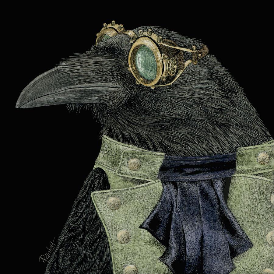 Steampunk Trickster by Ann Ranlett