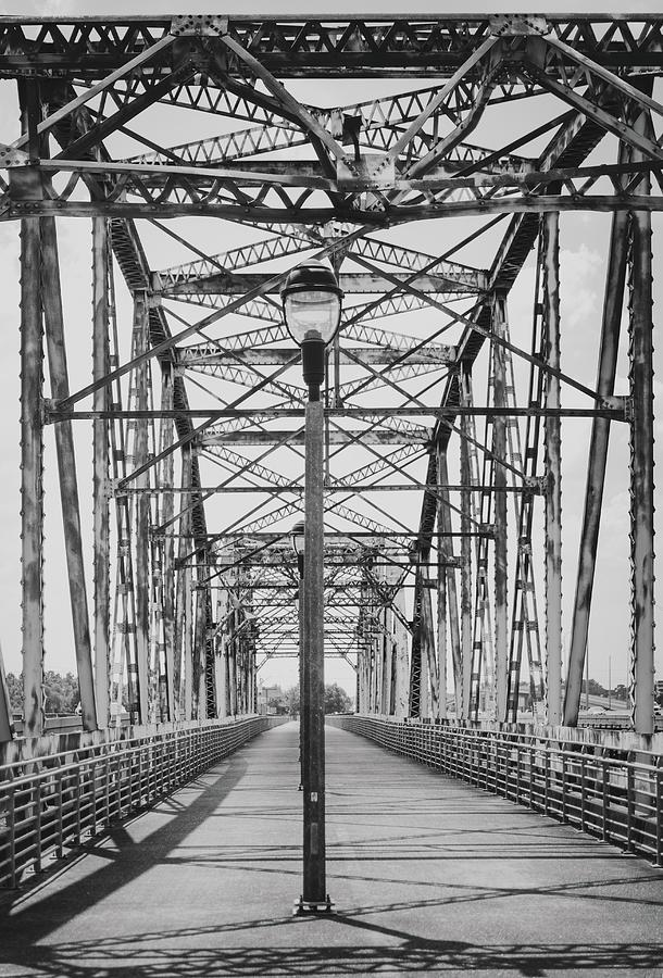 Steel Bridge by Kelly Thackeray