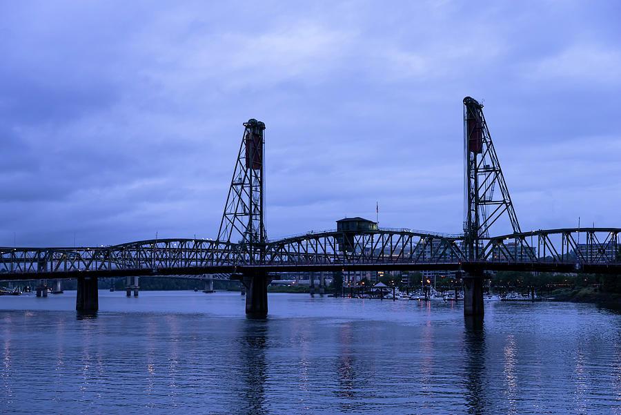 Steel Bridge by Steven Clark