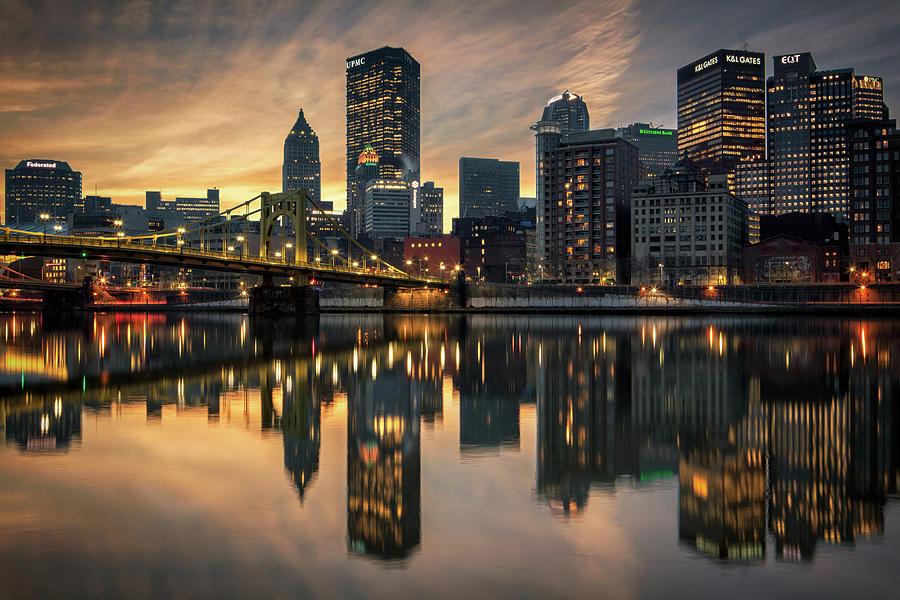 Steel City Awakening  by Emmanuel Panagiotakis