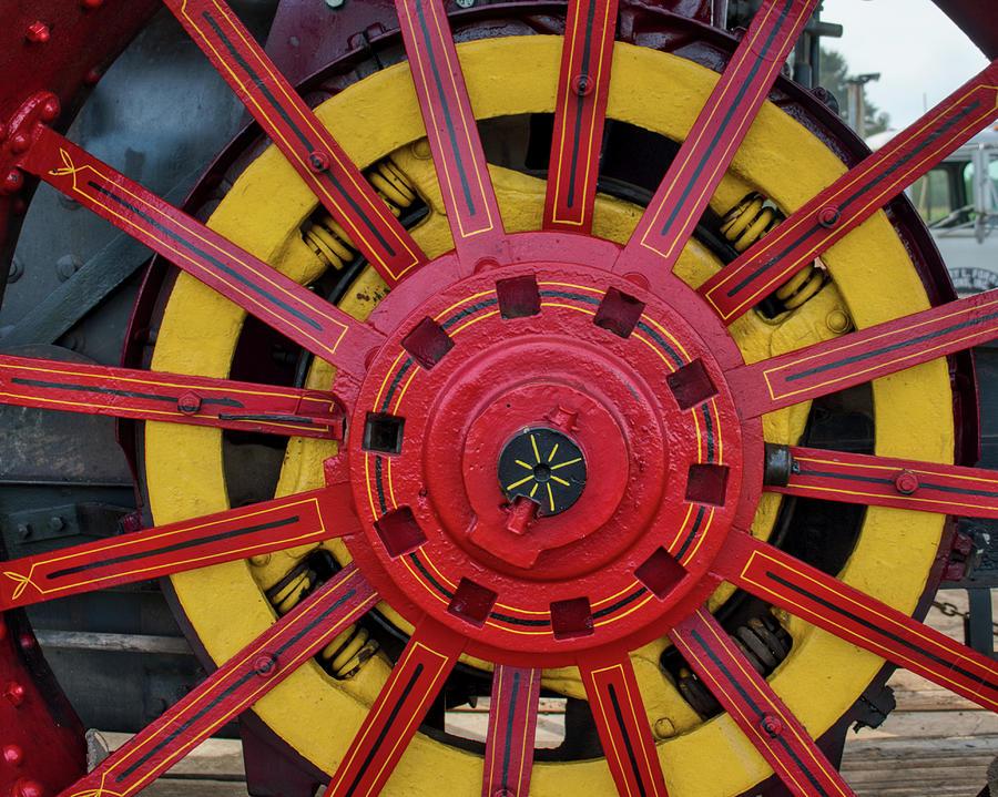 Steele Power Wheel by Mark Dodd