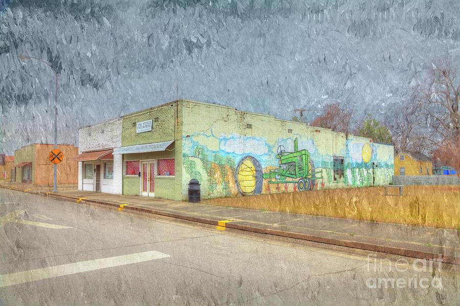 Explore Digital Art - Stelle Missouri  by Larry Braun