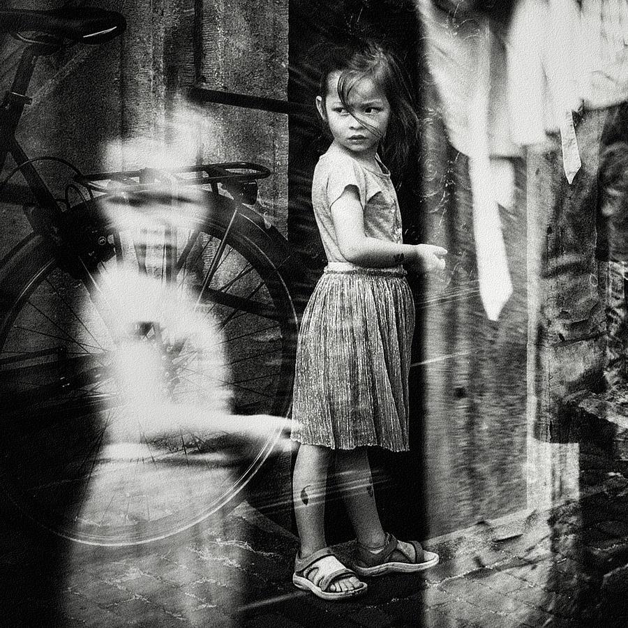 Stepping aside by Michel Verhoef