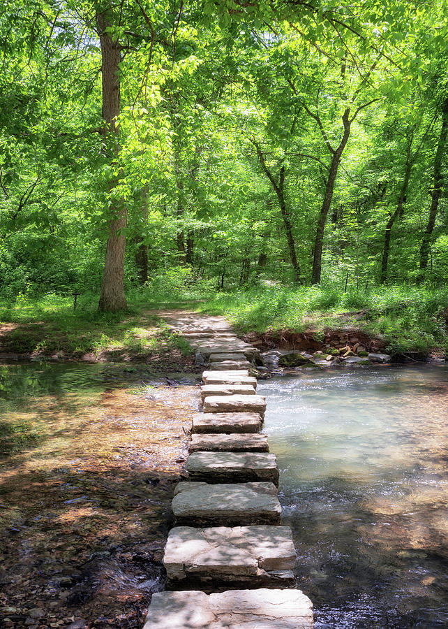 Stepping Stones to Rock Springs by Susan Rissi Tregoning