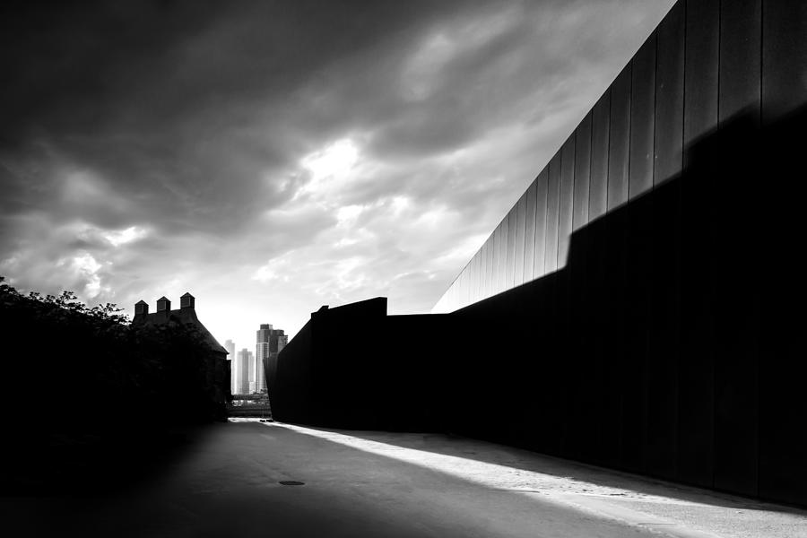 Melbourne Photograph - Steradian by Gregory Evans