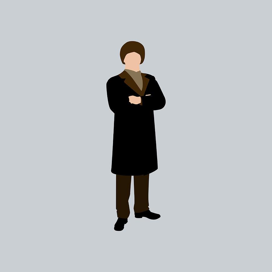 Stereotypical Russian Man Digital Art by Ralf Hiemisch