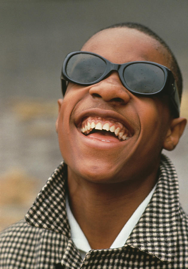 Stevie Wonder Photograph by Archive Photos