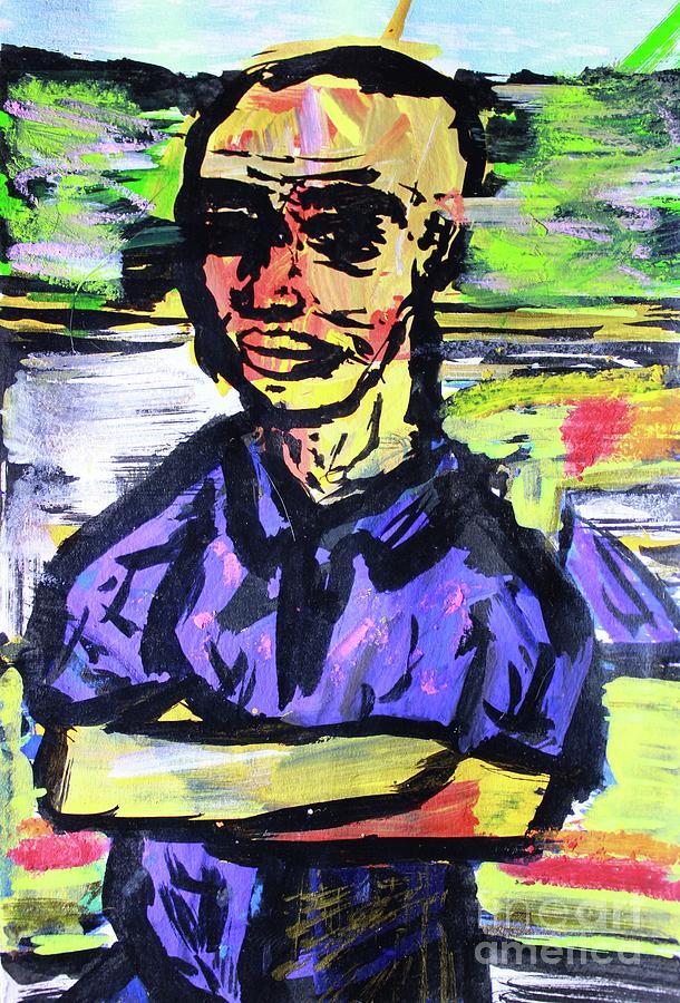 Still In Motion  by Odalo Wasikhongo