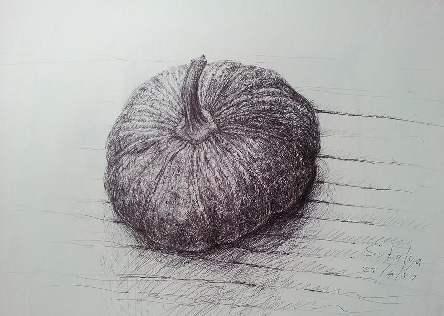 Still Life 2 Drawing