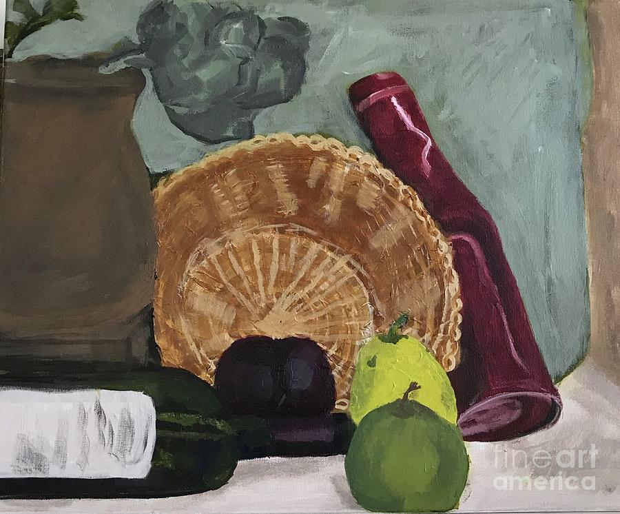 Still Life #4 by Theresa Honeycheck
