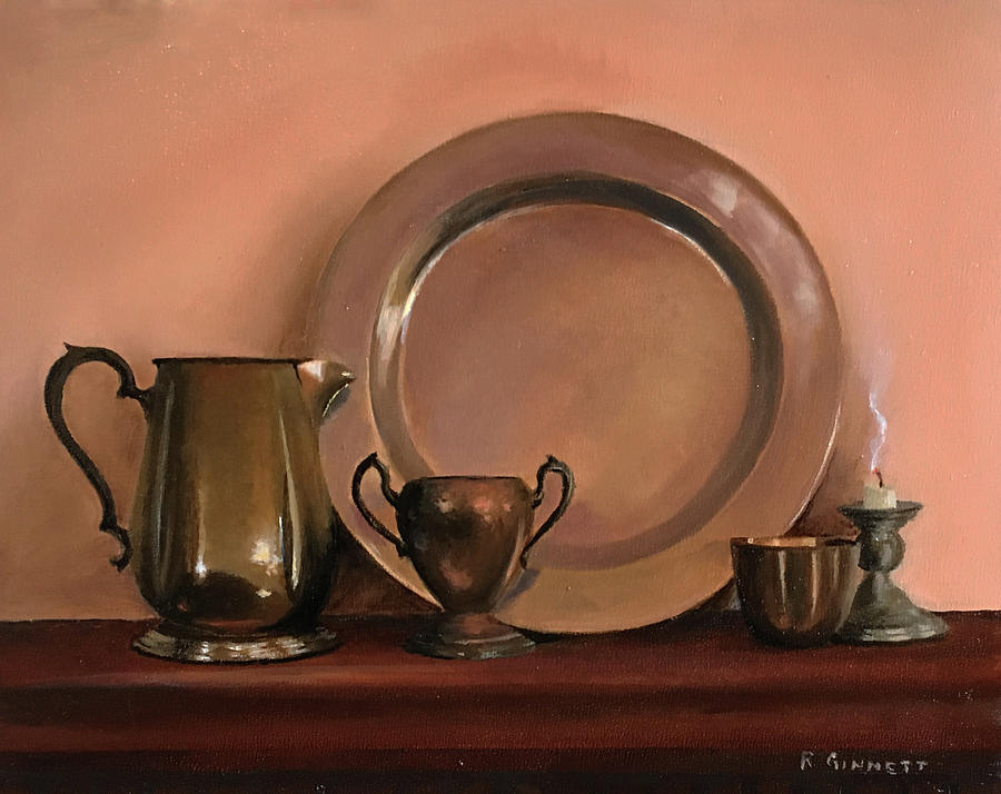 Still Life by Richard Ginnett