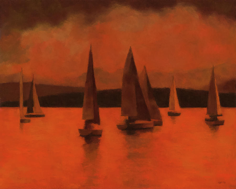 Still Night by Jeff Gettis