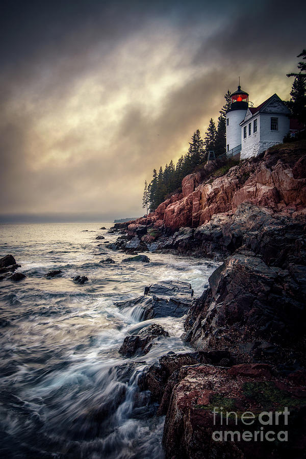 Bass Harbor Photograph - Still The Same by Scott Thorp