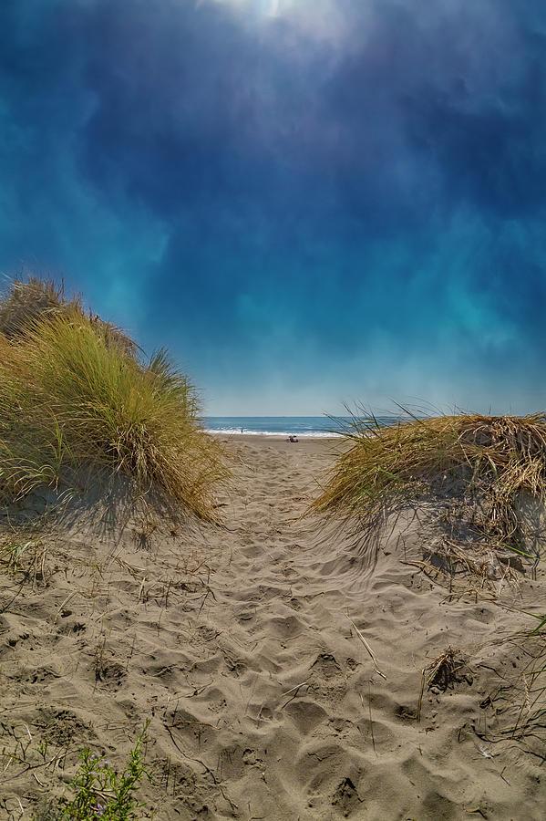 Stinson Photograph - Stinson Beach California Beautiful Day by Betsy Knapp