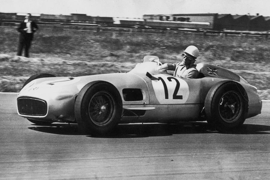 Stirling Moss Wins Photograph by Keystone