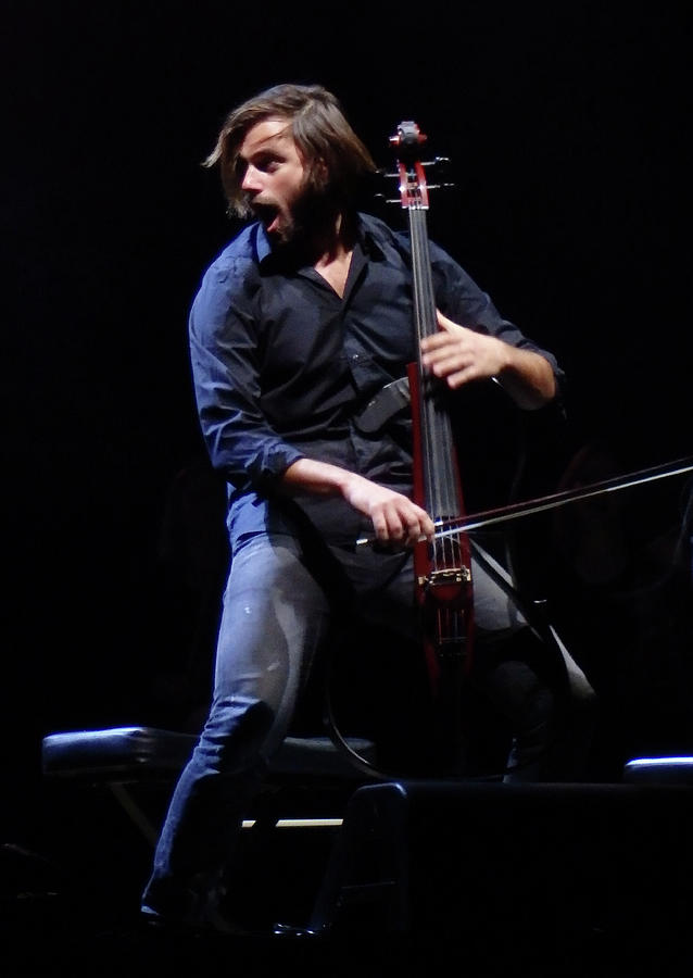 Stjepan Hauser by James Peterson