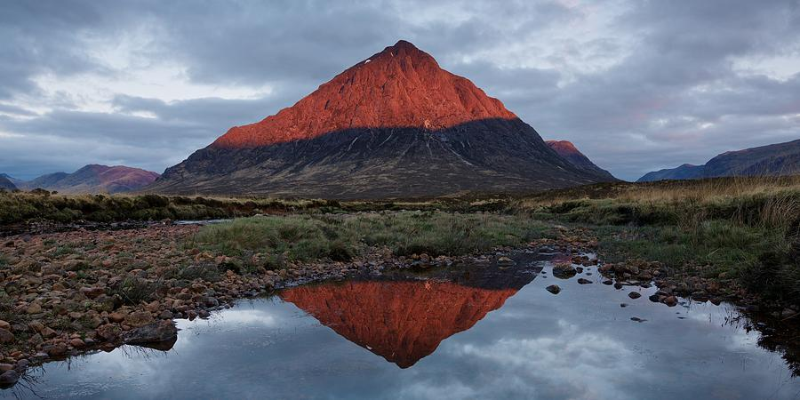 Stob Dearg Super Sunrise by Stephen Taylor