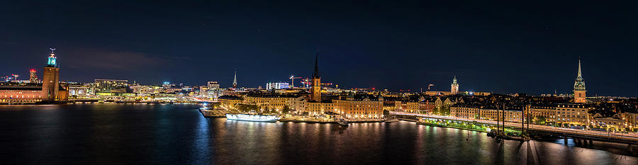 Stockholm Sweden by David Morefield
