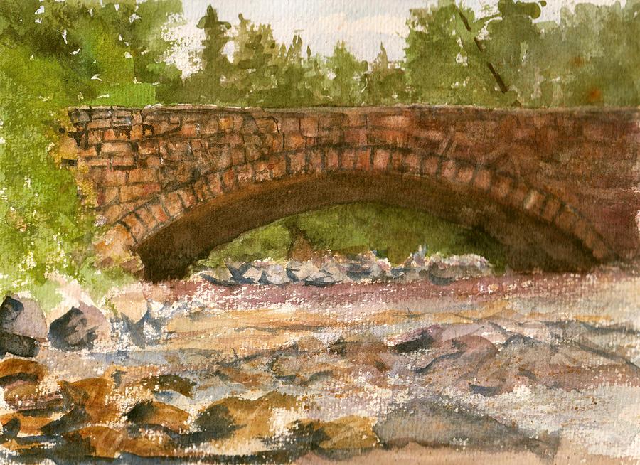 Stone Bridge by Barry Jones