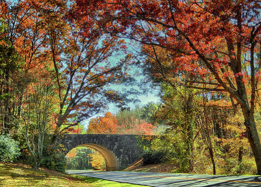 Stone Bridge by Michael Frank