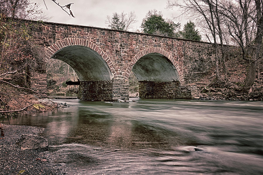 Stone Bridge by Travis Rogers