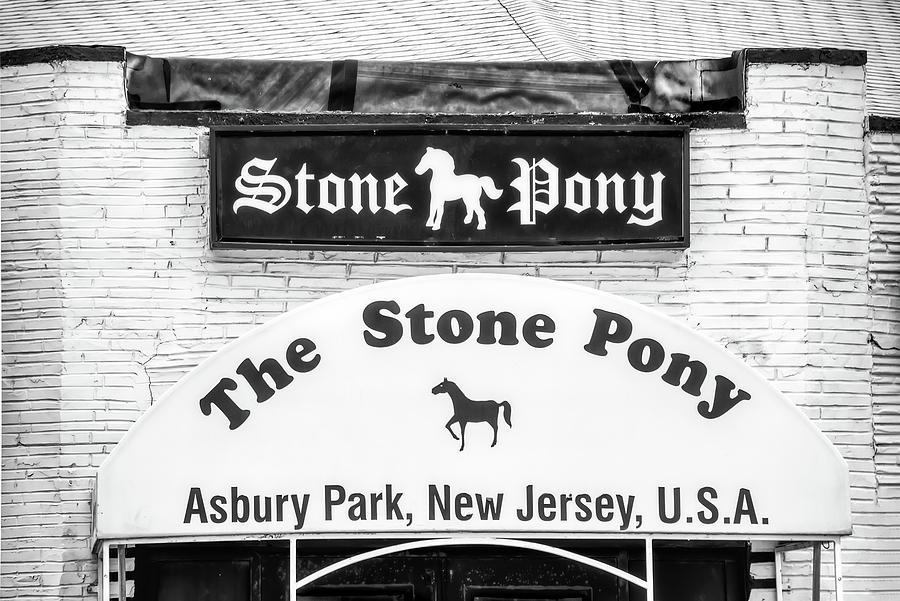 Stone Pony Entrance by Gary Slawsky