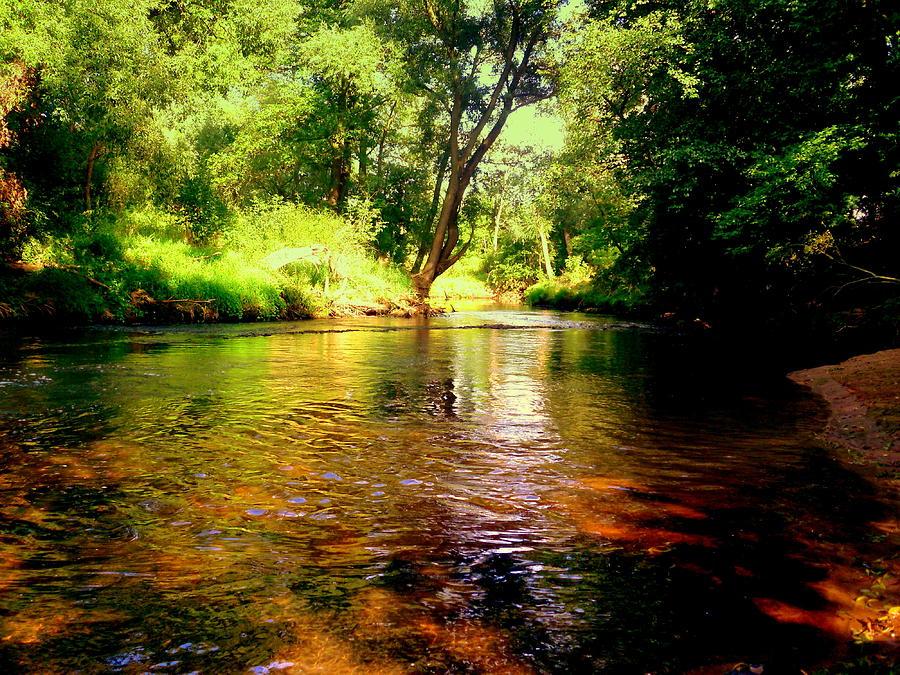 Stone River-Kamienna by Henryk Gorecki