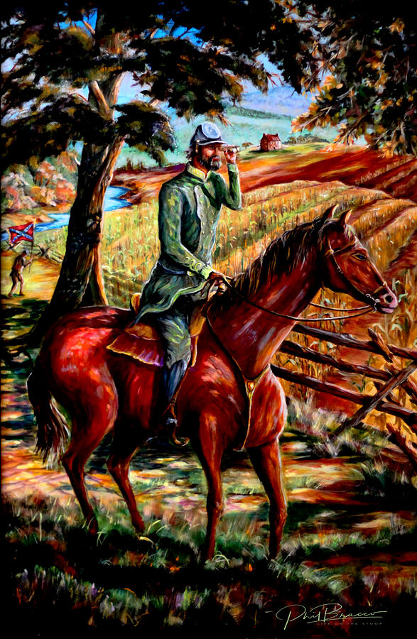Stonewall Jackson by Philip Bracco