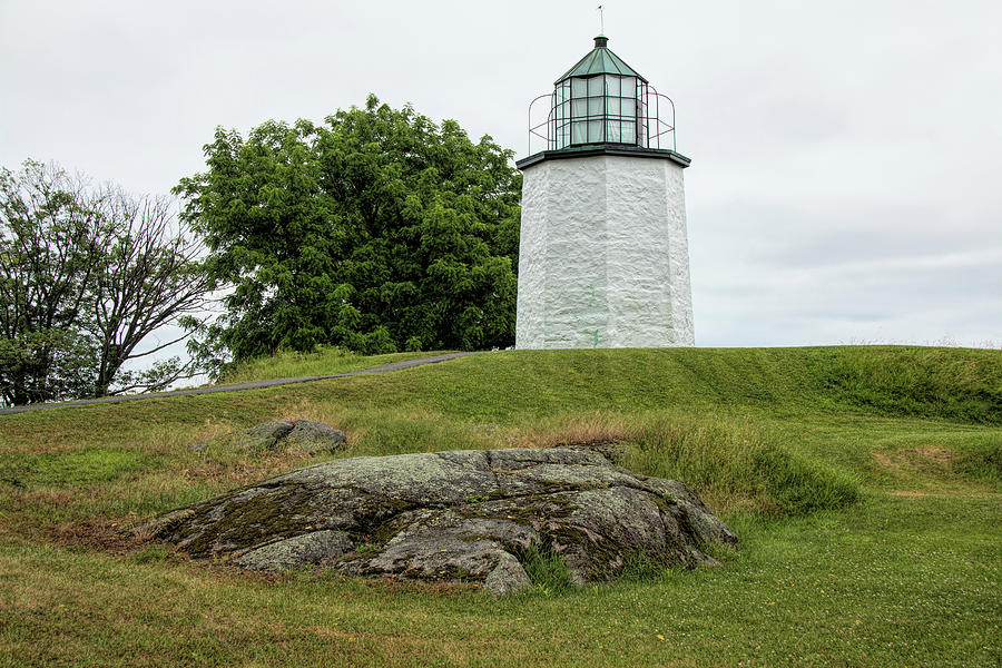 Stony Point Light by Kristia Adams