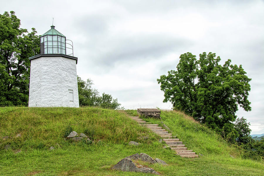 Stony Point Lighthouse by Kristia Adams