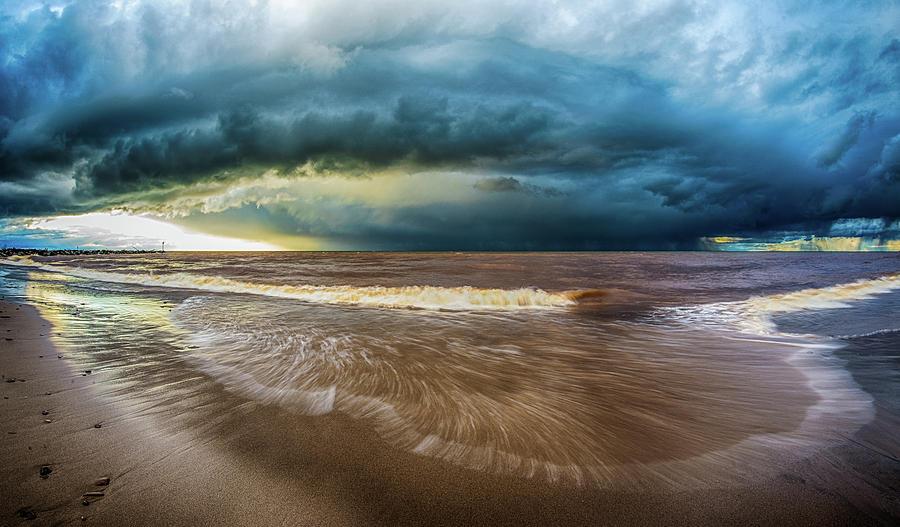 Storm by Brad Bellisle