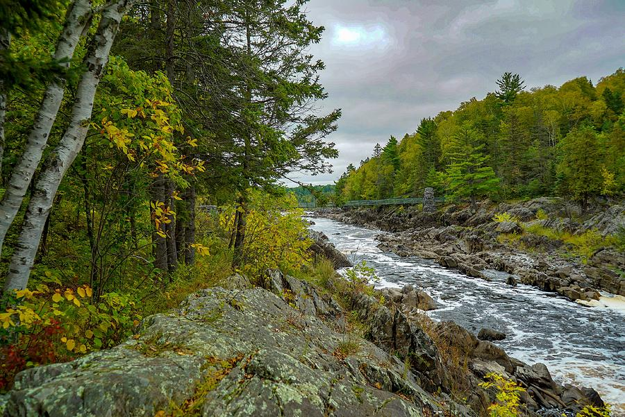 Storm Clouds at Jay Cooke by Susan Rydberg