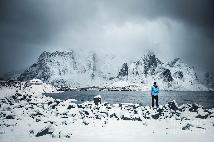 Storm Of Solitude Photograph