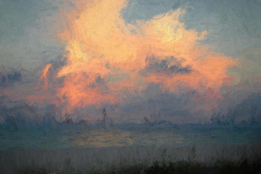 Stormy Beach by Robert Stanhope