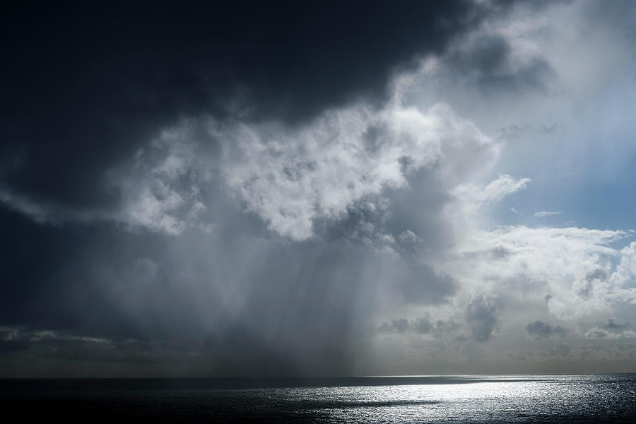 Stormy Clouds by Robert Potts