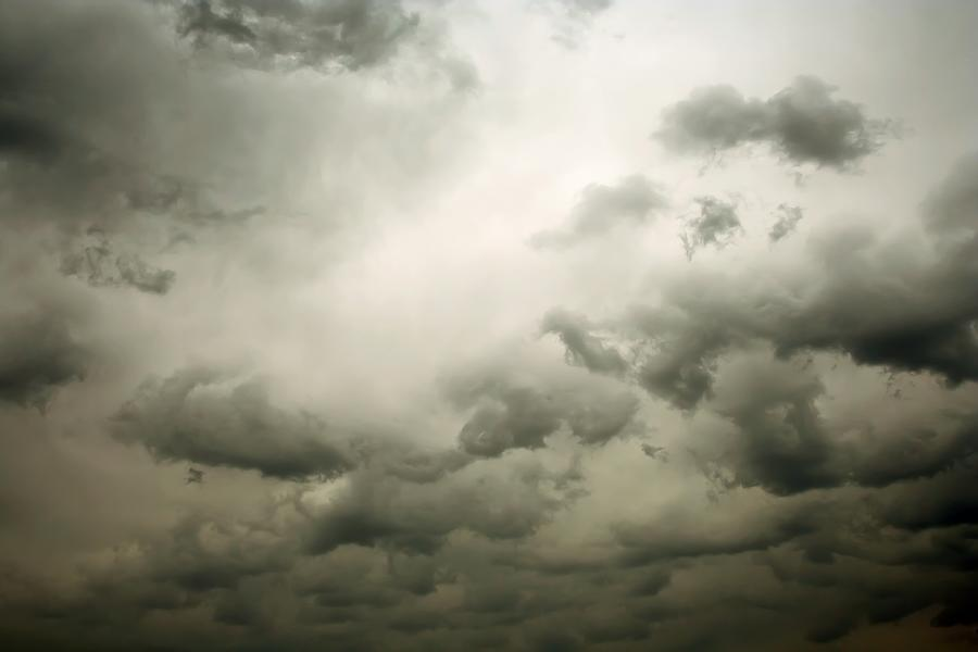 Stormy Cloudscape Photograph by Macroworld