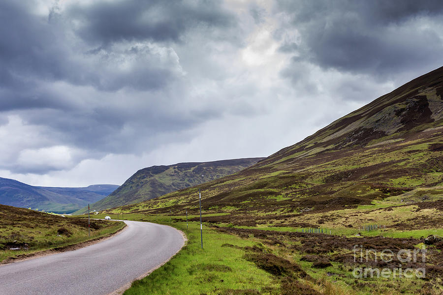 The Highlands by Tanya C Smith