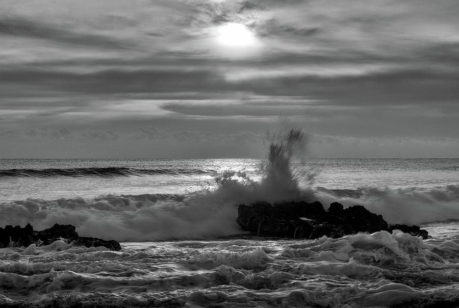 Stormy Sea 1 by Steve DaPonte