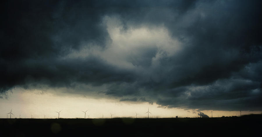 Stormy Skies by Andrea Anderegg