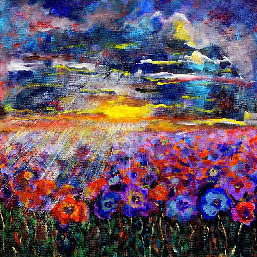 Stormy Sky 2 by Maxim Komissarchik