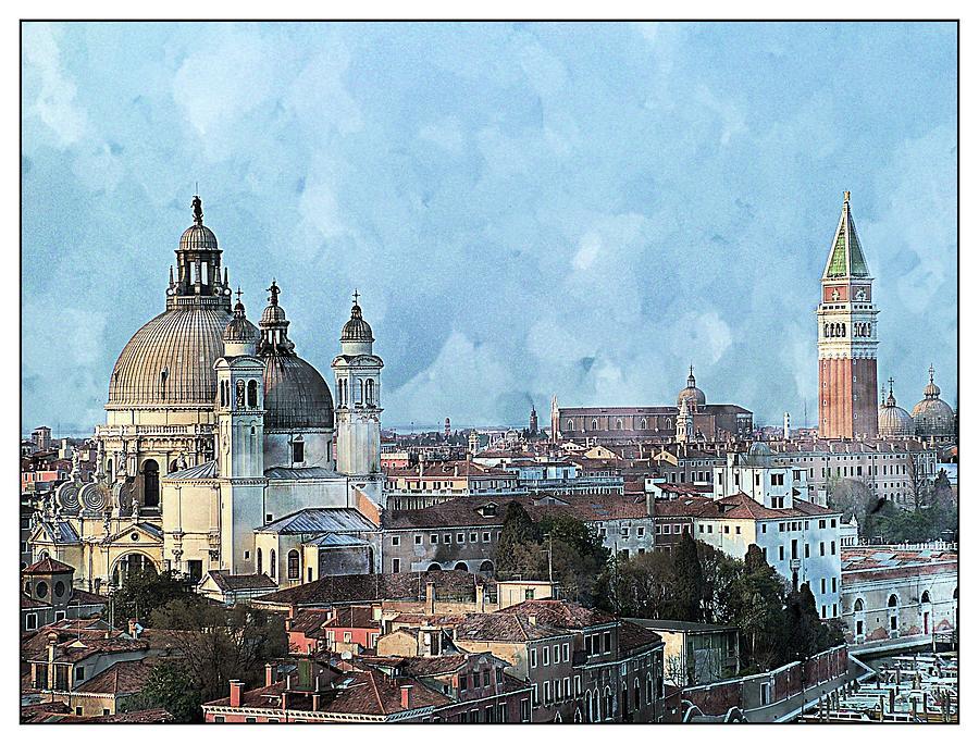 Stormy Venice by Joseph Hendrix