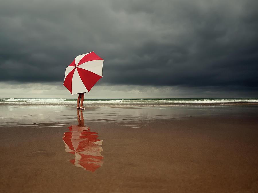 Stormy Weather Photograph by Santiago Bañón