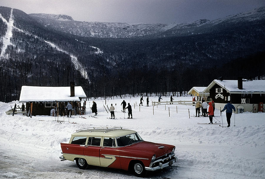 Stowe Vermont Photograph by Michael Ochs Archives