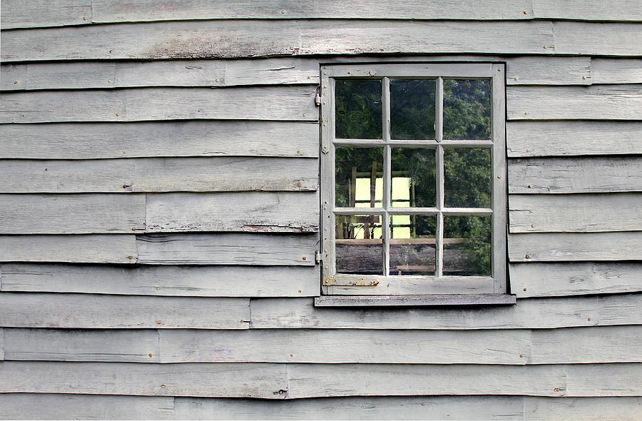 Building Photograph - Straight Shot by Joe Kozlowski