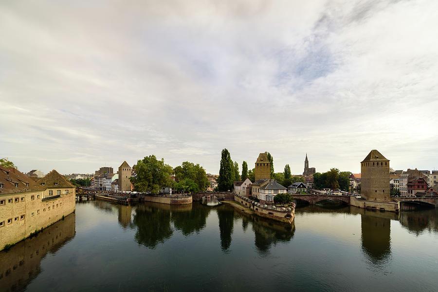Strasbourg from the Barrage Vauban by RicardMN Photography
