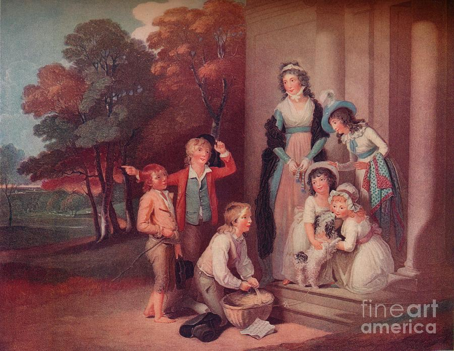 Strayd Favorite Restored Le Favori Drawing by Print Collector