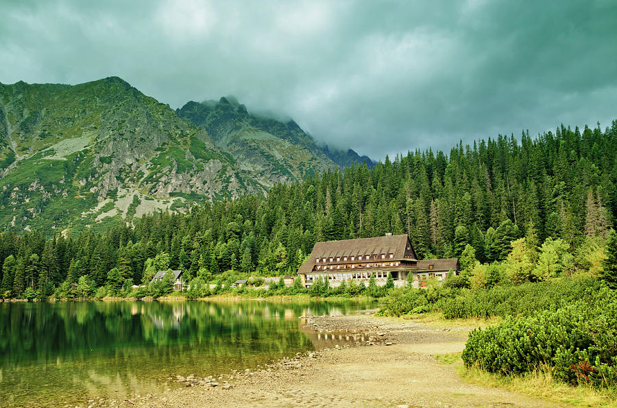 Strbske Pleso - Mountain Lake Photograph by Yorkfoto